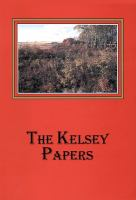The Kelsey Papers