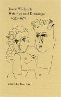 Writings and Drawings 1952-1971
