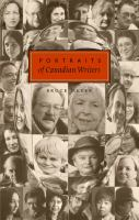 Portraits of Canadian Writers
