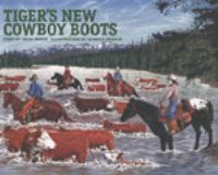 Tiger's New Cowboy Boots