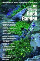 The Prairie Rock Garden