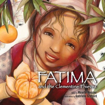 Cover image for Fatima and the Clementine Thieves