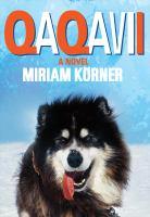 Qaqavii : a novel