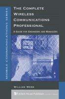 The Complete Wireless Communications Professional