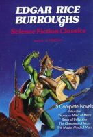 Edgar Rice Burroughs Science Fiction Classics