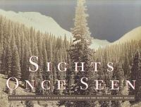 Sights Once Seen