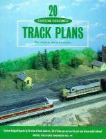 20 Custom Designed Track Plans