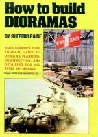 How to Build Dioramas