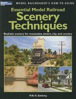 Essential model railroad scenery techniques