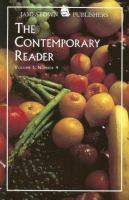 The Contemporary Reader, Volume 1, Number 4