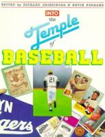 Into The Temple Of Baseball