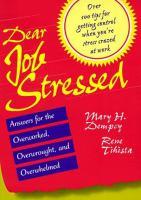 Dear Job Stressed