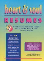 Heart & Soul Resumes
