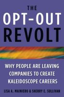 The Opt-out Revolt