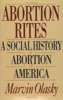 Abortion Rites