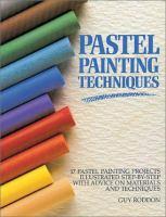 Pastel Painting Techniques