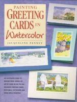 Painting Greeting Cards in Watercolor