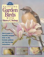 Painting Garden Birds