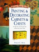 Painting & Decorating Cabinets & Chests