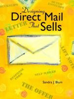 Designing Direct Mail That Sells