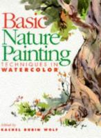 Basic Nature Painting Techniques in Watercolor