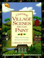 Charming Village Scenes You Can Paint