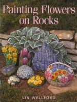 Painting Flowers on Rocks