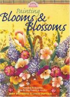 Painting Blooms and Blossoms