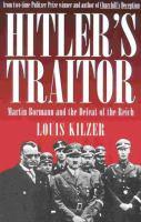 Hitler's Traitor