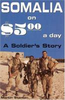 Somalia on Five Dollars A Day