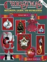 Christmas Ornaments, Lights And Decorations
