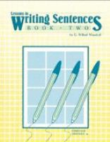 Lessons in Writing Sentences