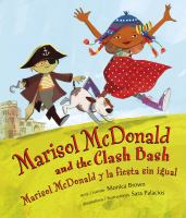 Marisol McDonald and the clash bash