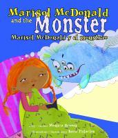Marisol McDonald and the Monster = Marisol McDonald Y El Monstruo