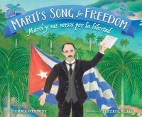 Cover of Marti's Song for Freedom/M