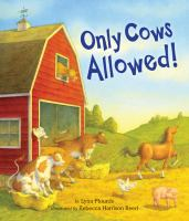 Only Cows Allowed!