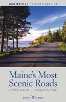 Maine's Most Scenic Roads