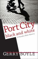 Port City Black and White