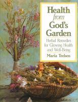 Health From God's Garden