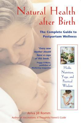 Cover image for Natural Health After Birth