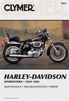 Clymer Harley-Davidson Sportsters, 1959-1985
