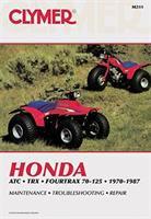Honda, ATC70-125, 1970-1984