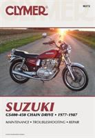 Suzuki, GS400-450 Twins, 1977-1983