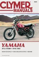 Yamaha, XT & TT500 Singles, 1976-1981