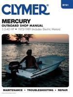 Mercury Outboard Shop Manual, 3.5-40 Hp