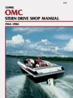 OMC Stern Drive Shop Manual, 1964-1985