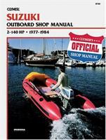 Suzuki Outboard Shop Manual