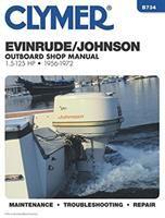 Evinrude/Johnson Outboard Shop Manual, 1.5-125 HP, 1956-1972