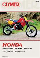 Honda CR250-500R Pro-Link, 1981-1987