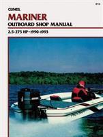 Mariner Outboard Shop Manual 2.5-275 HP 1990-1993